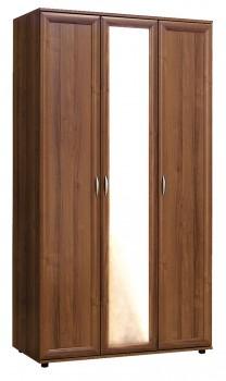 """Шкаф 3-х створчатый с зеркальной дверью """"505"""""""