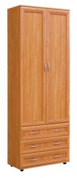 """Шкаф для одежды с 3 ящиками """"500"""""""