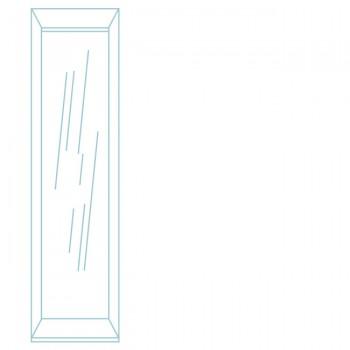 "Зеркальная дверь ""537"" к модулю 505, 545, 546"